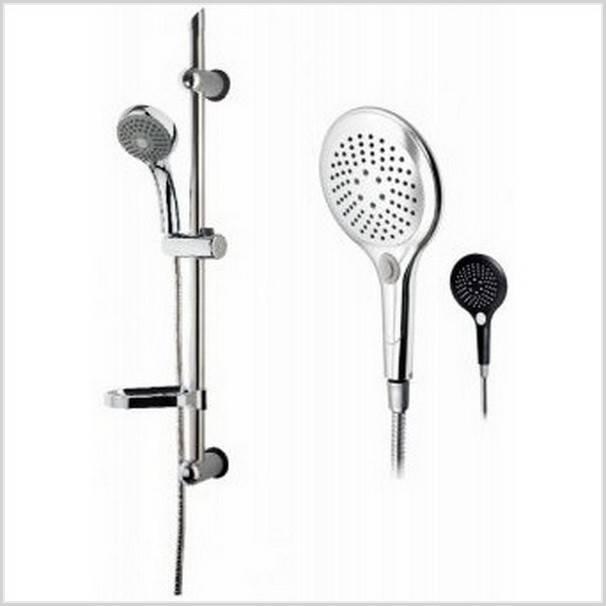 Dušas klausules, komplekti un paneļi